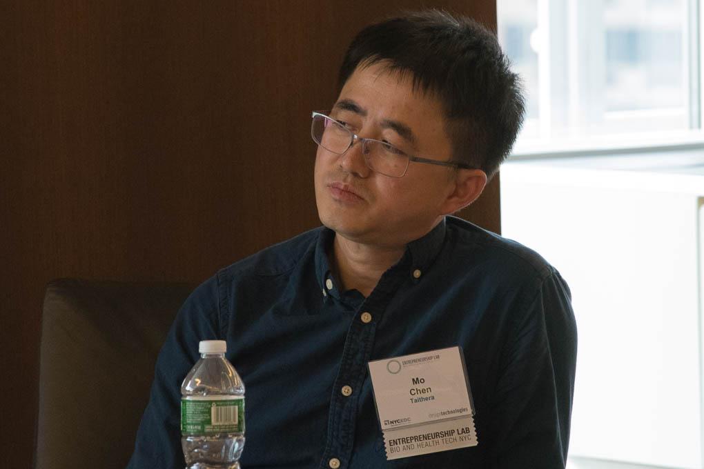 Mo Chen, Taithera