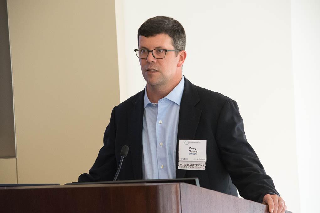 Doug Thiede, NYCEDC