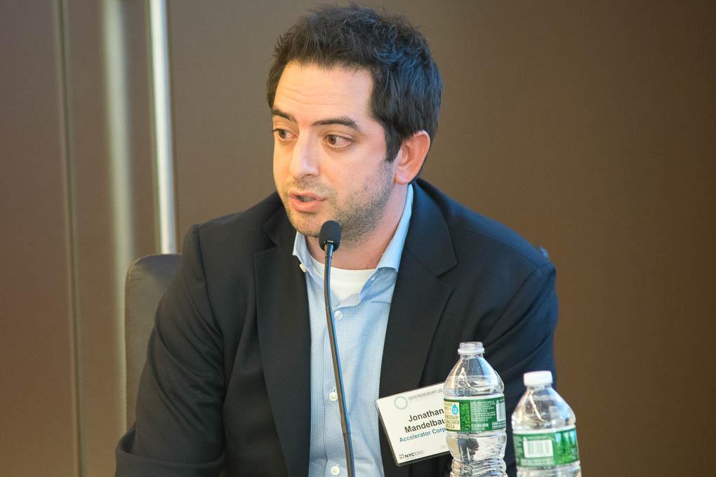 Jonathan Mandelbaum, Accelerator