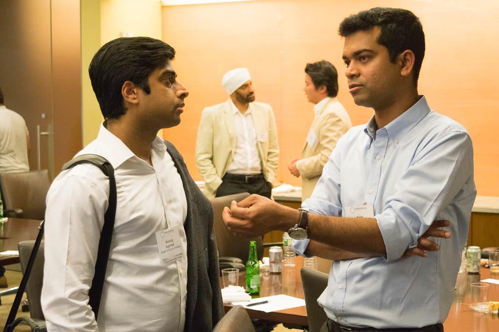 Anurag Agarwal, Osage, and Arijit Bhowmick, NGOBio
