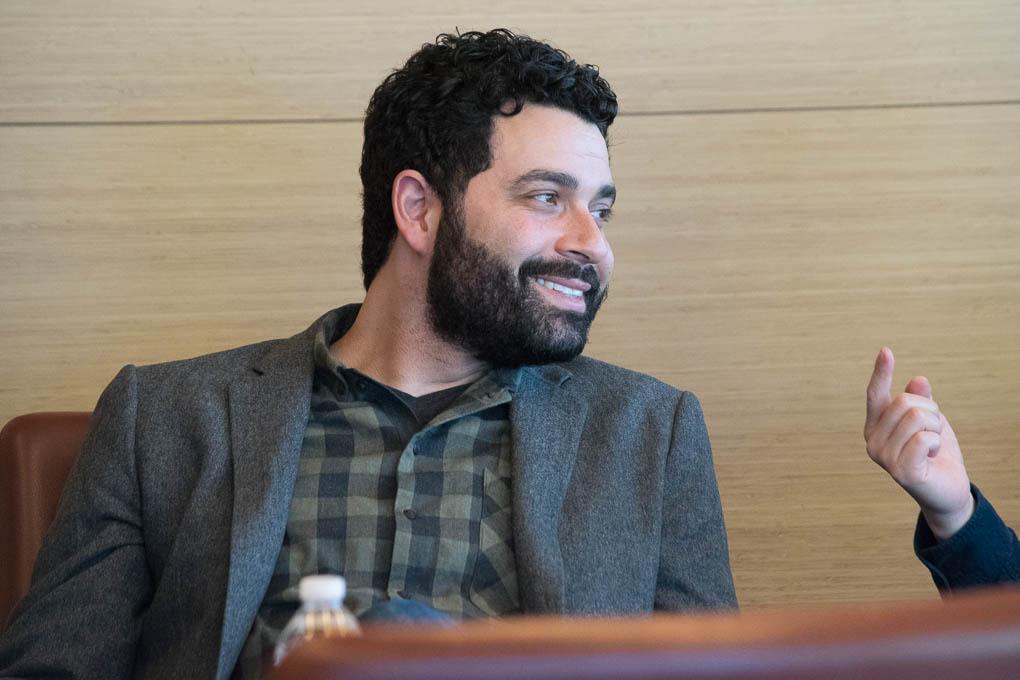 Seth Harlem, ELabNYC 2017