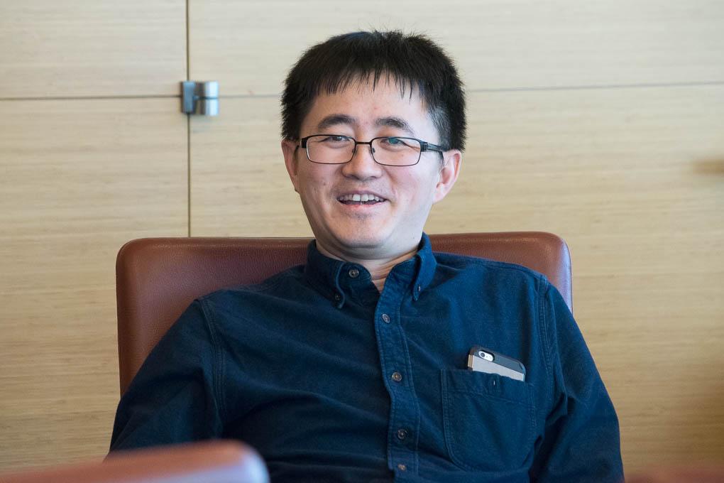 Mo Chen, ELabNYC 2017