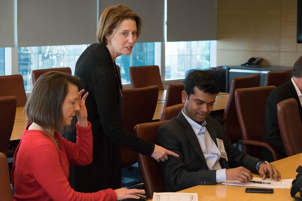 Jeanette Beasley, ELabNYC 2017, Mary Howard, Arijit Bhowmick, ELabNYC 2017