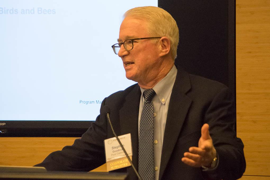 Steve Goodman, Pryor Cashman