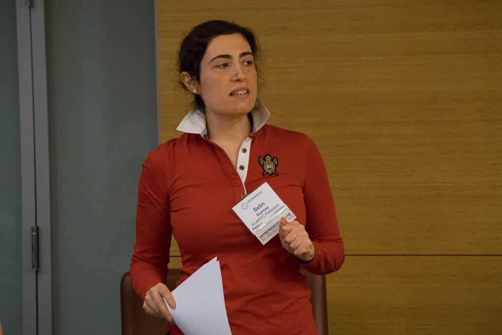 Selin Kurnaz, ELabNYC 2017