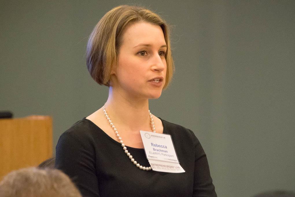 Rebecca Brachman, ELabNYC 2017