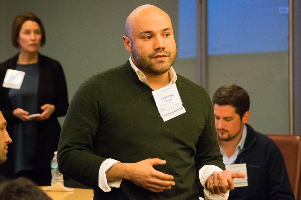 Raymond Alvarex, ELabNYC 2017