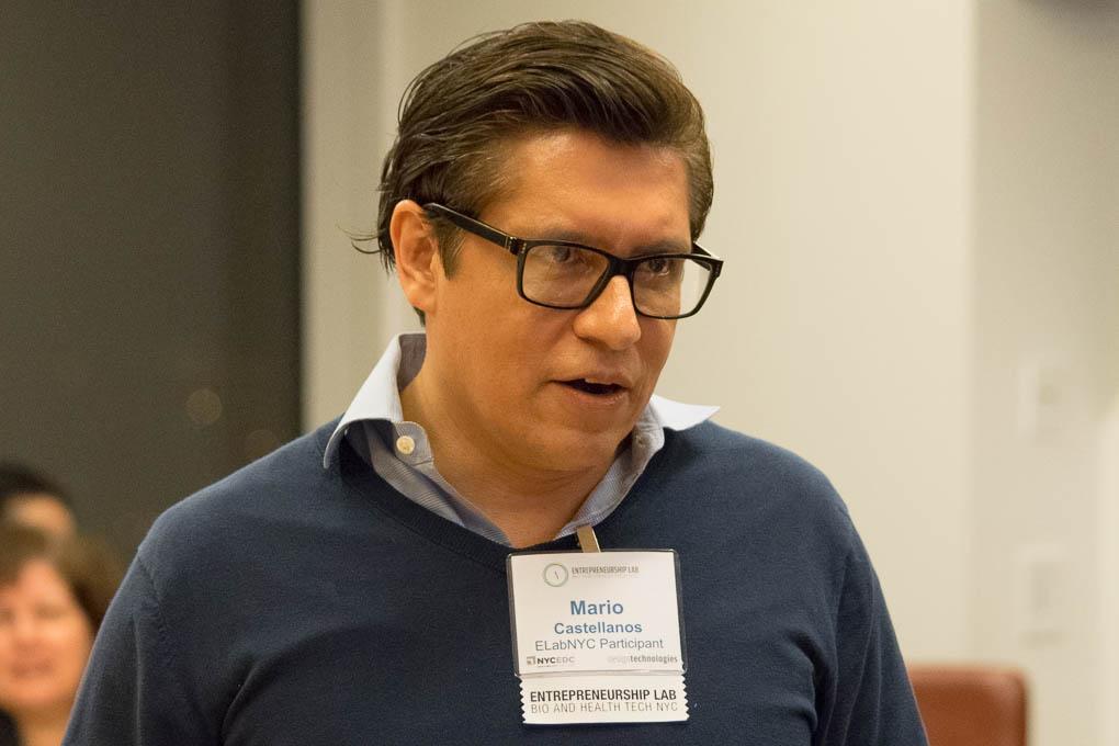 Mario Castellanos, ELabNYC 2017