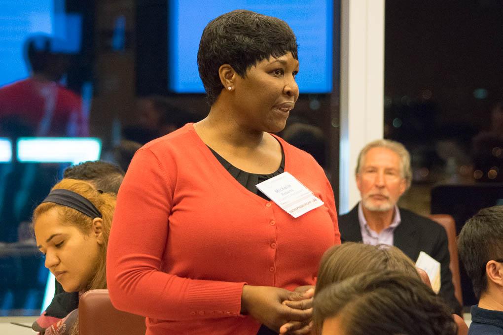 Michelle Roberts, ELabNYC 2017