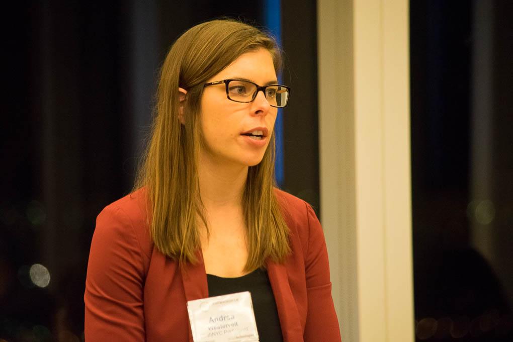 Andrea Westervelt, ELabNYC 2017