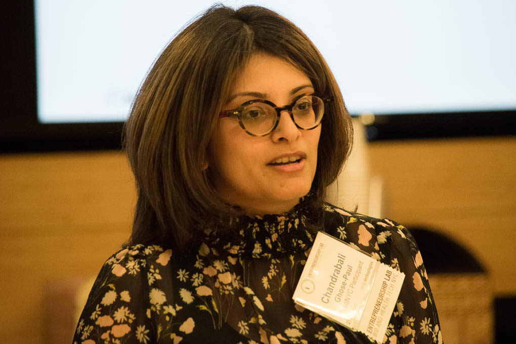 Chandrabali Ghose-Paul, Rockefeller University