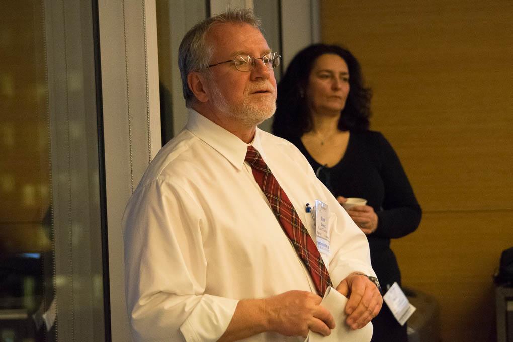Mark Stewart, SUNY Downstate, ELabNYC 2017