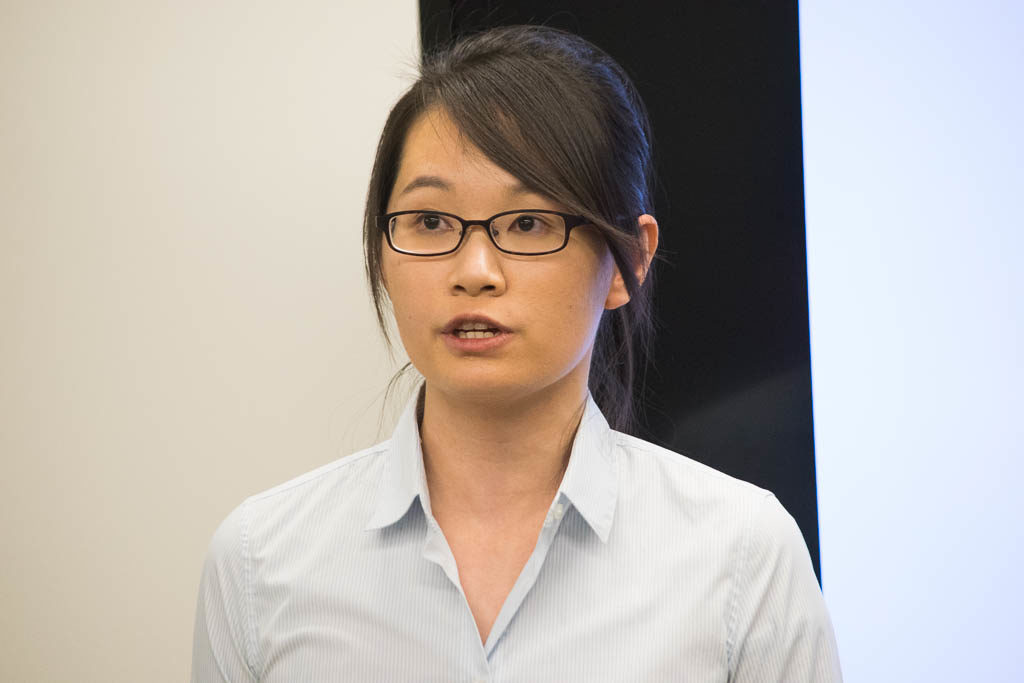 Shih-Ying Wu, Columbia University