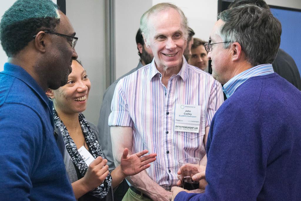 Mgavi Brathwaite, Krista Fretes, and John Cadley, New York University, with John Pennett, EisnerAmper