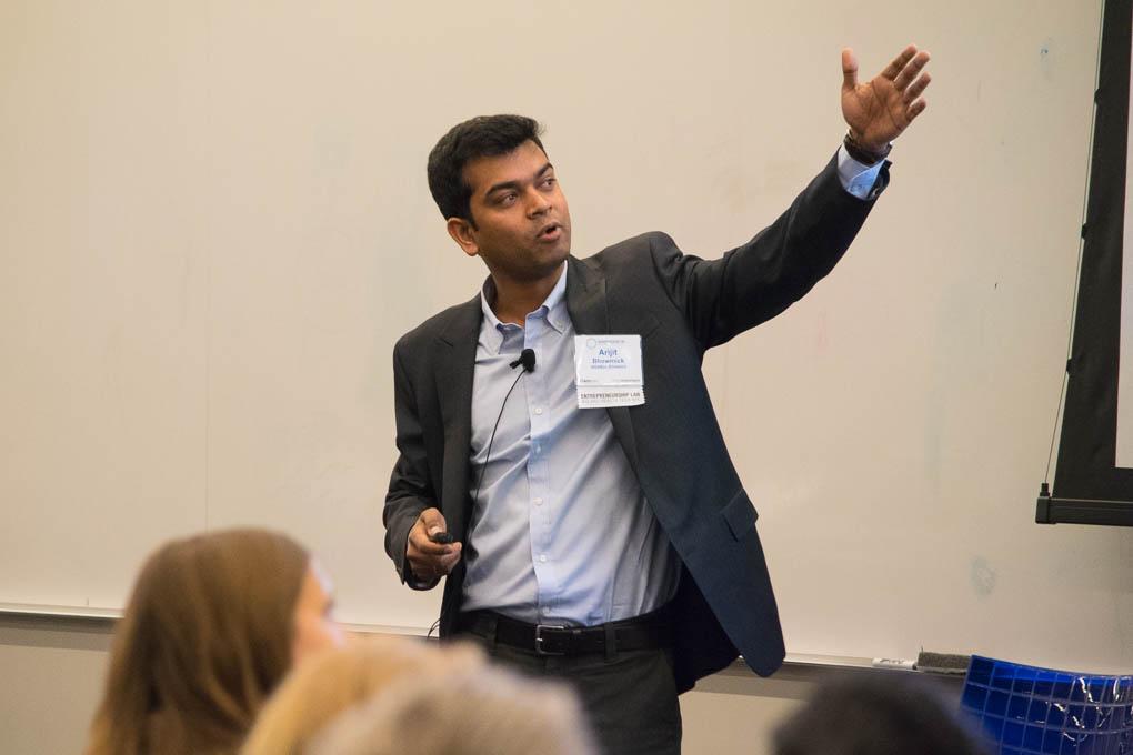 Arijit Bhowmick, NGOBio