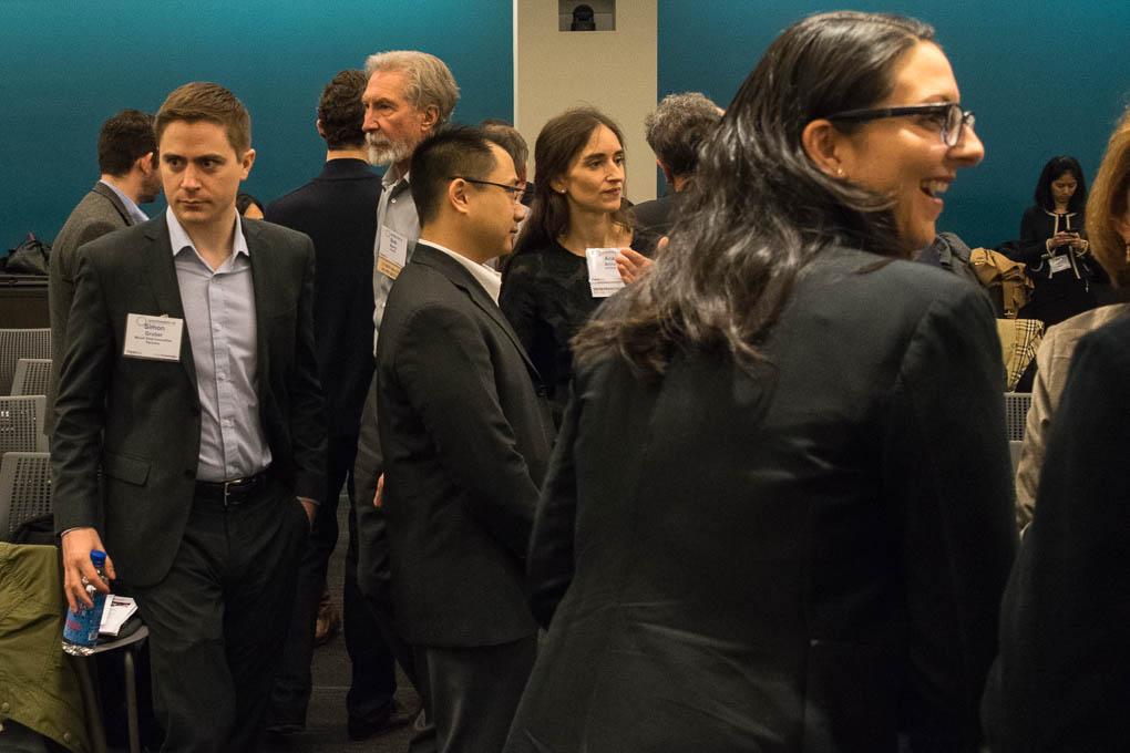 Simon Gruber, MSSM, Bob Barry, Kaneka, Carlo Yuvienco, NYCEDC, Shivali Gulab, Avalia Therapeutics