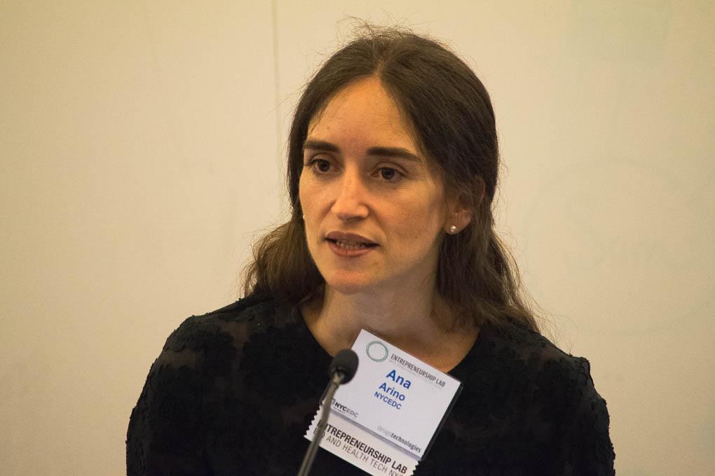 Ana Arion, NYCEDC