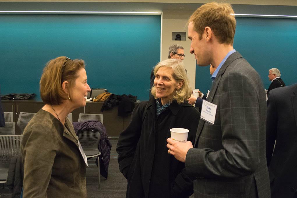 Mary Howard, ELabNYC, Blake Stevens, LaunchLabs NYc
