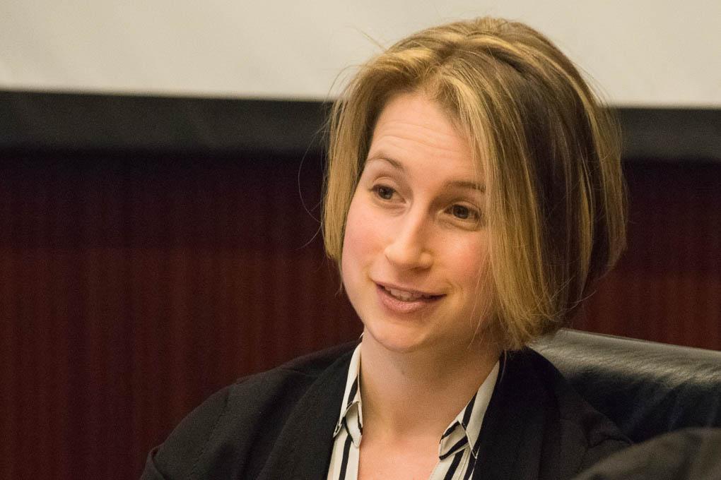 Rebecca Brachman, Aision