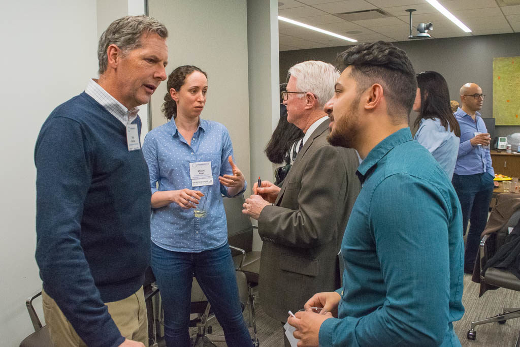 Paul Fehlner, Life Sciences Innovation, Bishoy Ghobryal, Veripad, Miriam Boer, Sonify, Steve Goodman, Pryor Cashman