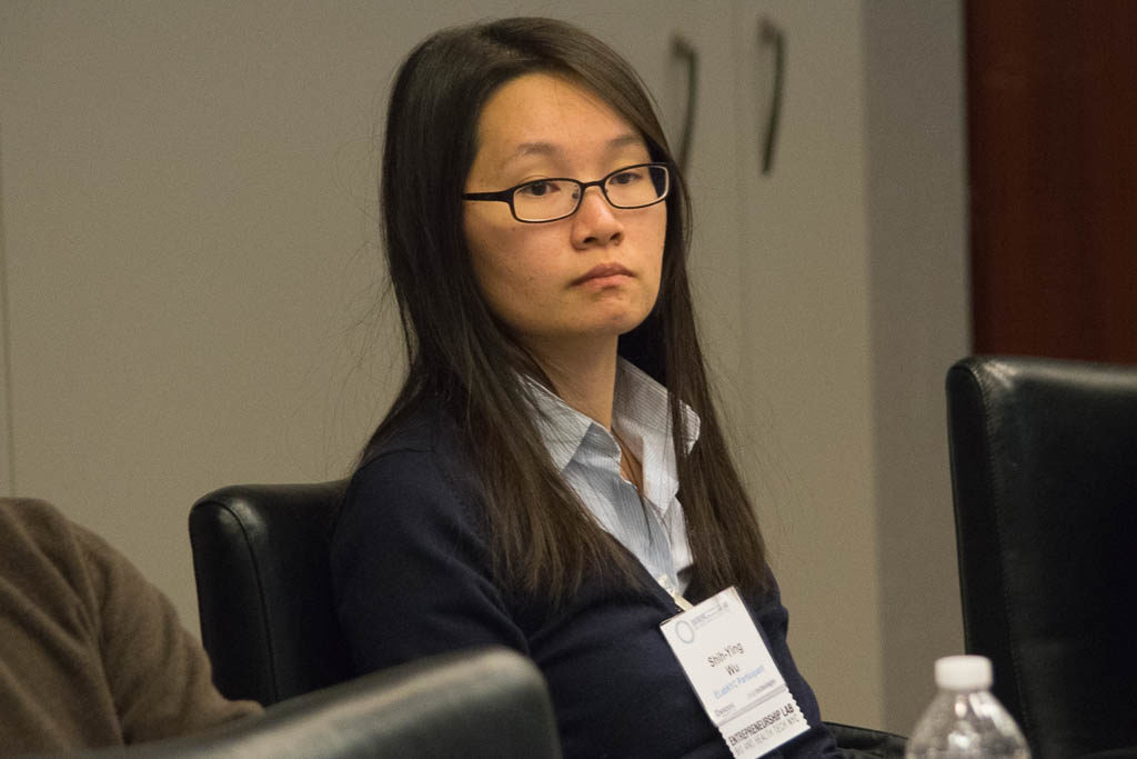 Shih-Ying Wu, Columbia University