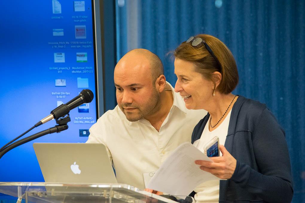 Raymond Alvarez, Ichor Biologics, Mary Howard, ELabNYC