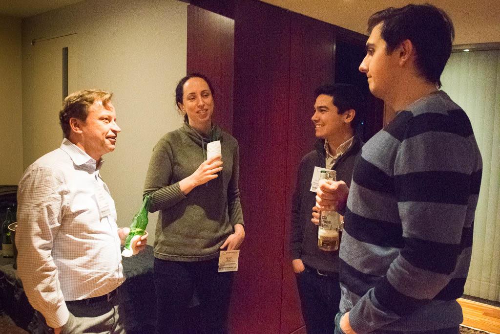 Lieven  Nuyttens, New York  University, Miriam Boer, Sonify, Craig Ramirez, TezCat, Gregory Lemberskiy, New York University