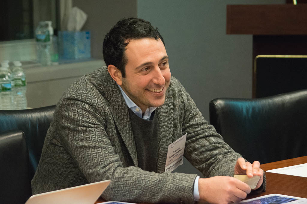 Raphael Farzan-Kashani, NYCEDC