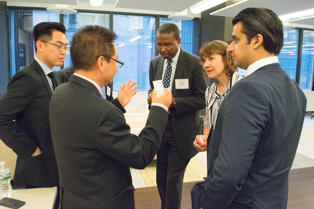 Daniel Leong, NyTMT, Stephen Yelity, Kathleen Otto