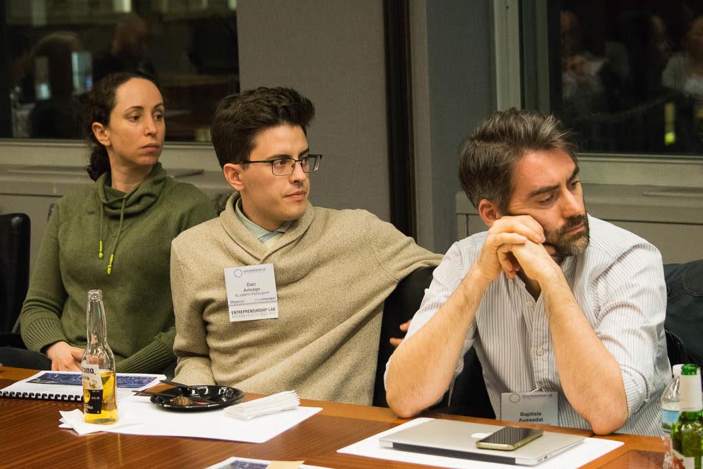 Miriam Boer, Sonify, Daniel Arteaga, William Walkowicz
