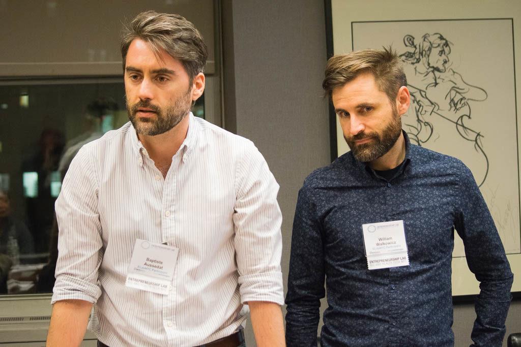 Baptiste Aussedat and William Walkowicz, Chemitope Glycopeptide