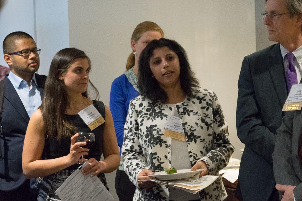 Sophia Cacciatore, NYCEDC; Rachna Ujwal, Wilson Sonsini