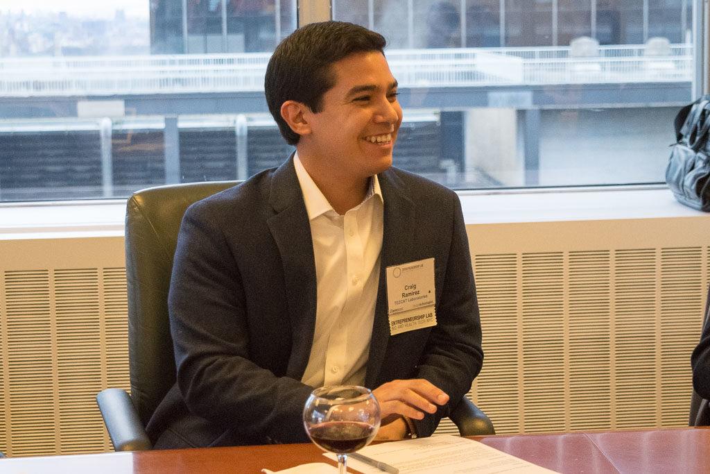 Craig Ramirez, TEZCAT