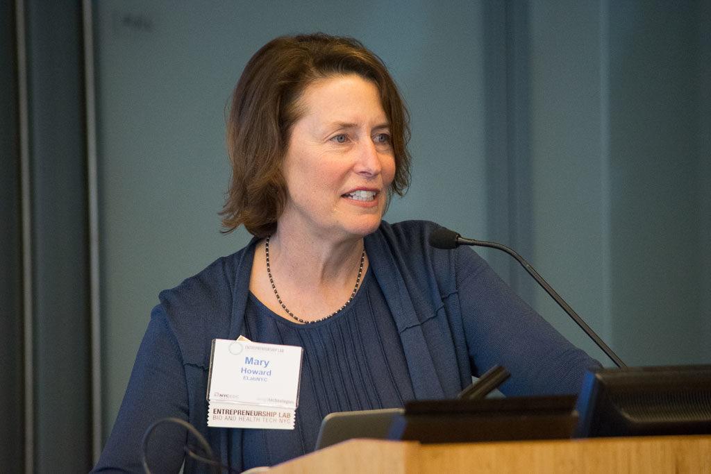 Mary Howard, Manager ELabNYC