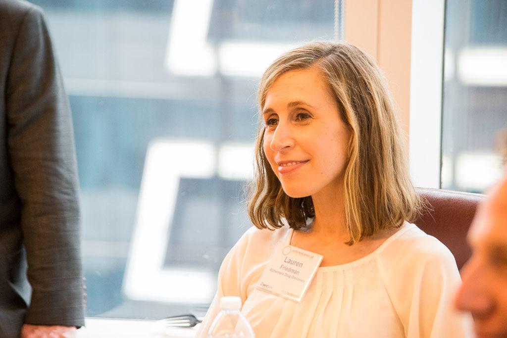 Lauren Friedman, Alzheimer's Drug Discovery