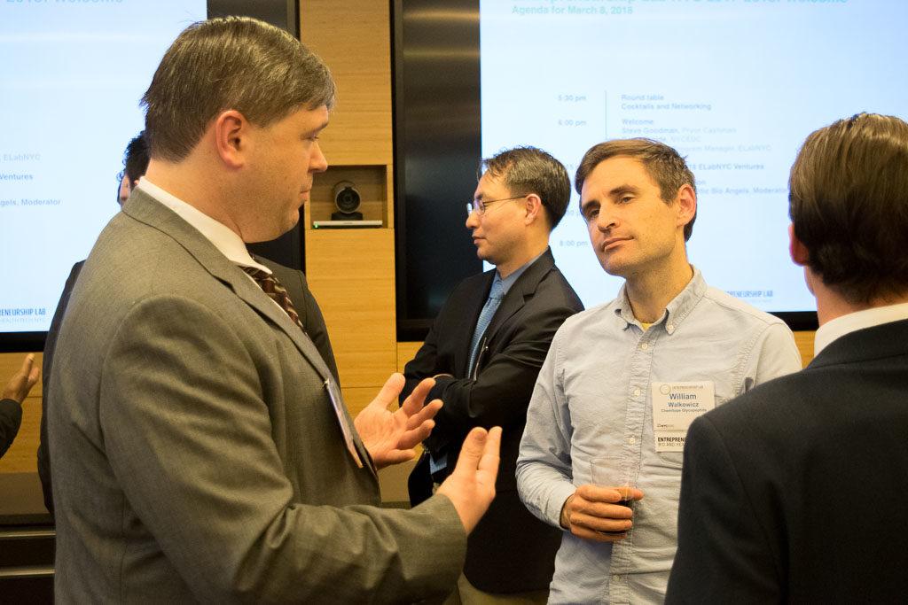 Craig Kenesky Wilson Sonsini; William Walkowicz, Baptiste Aussedat (MSKCC, Duke, Chemitope Glycopeptide