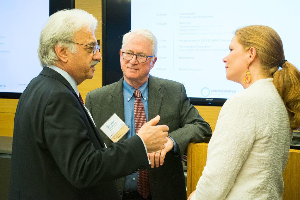 Stephen Goodman Pryor Cashman; Sirpa Tsimal, ELabNYC