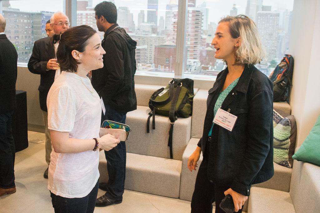 Bridget Osetinsky, Hyperfine and Isabel Alvarez de Lugo, ABCT