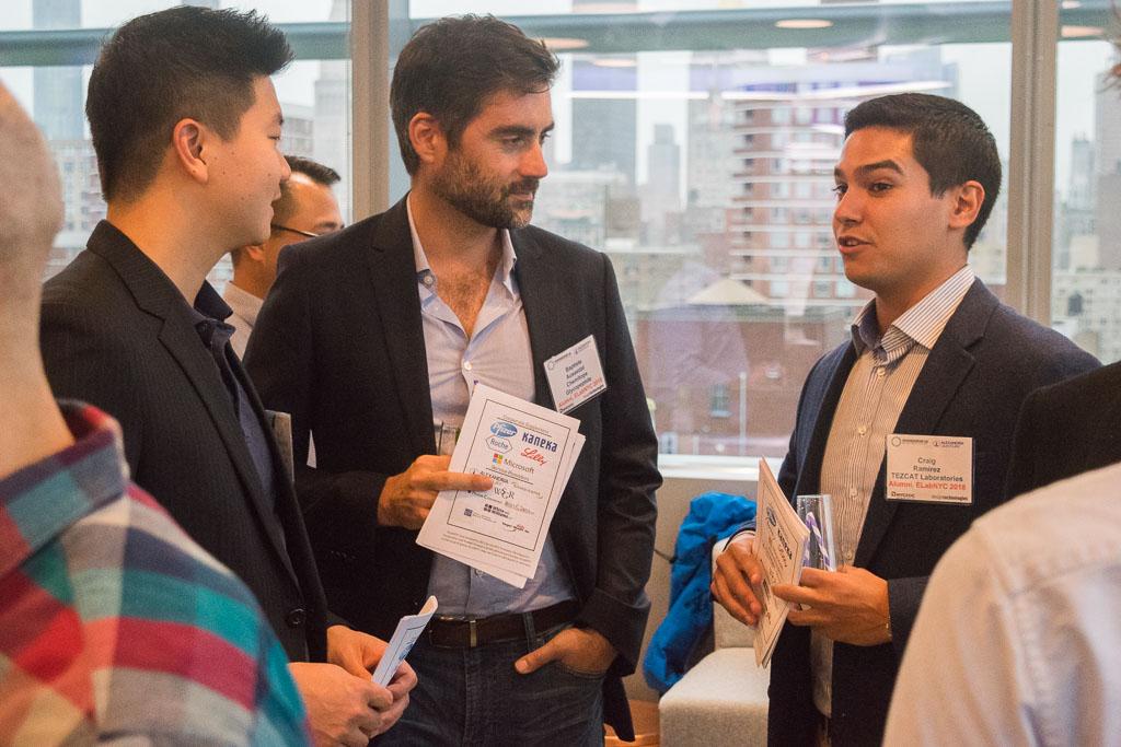 Brian Pan, BioHealthWays, Baptiste Aussedat Chemitope Glycopeptide, and Craig Ramirez, TEZCAT Laboratories