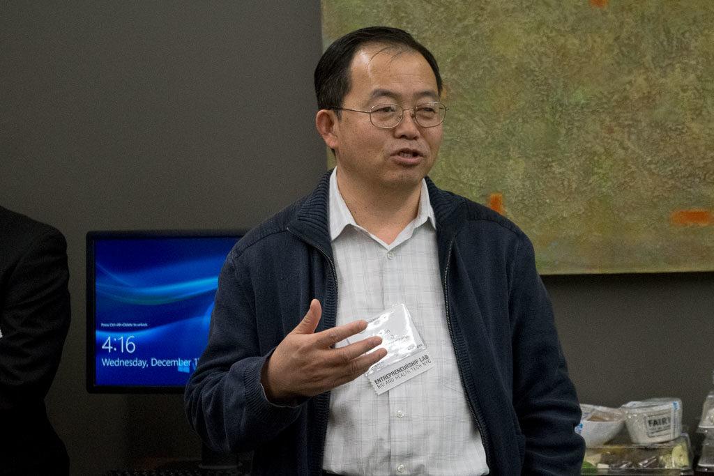 PeiIin Zhang, PZM Diagnostics