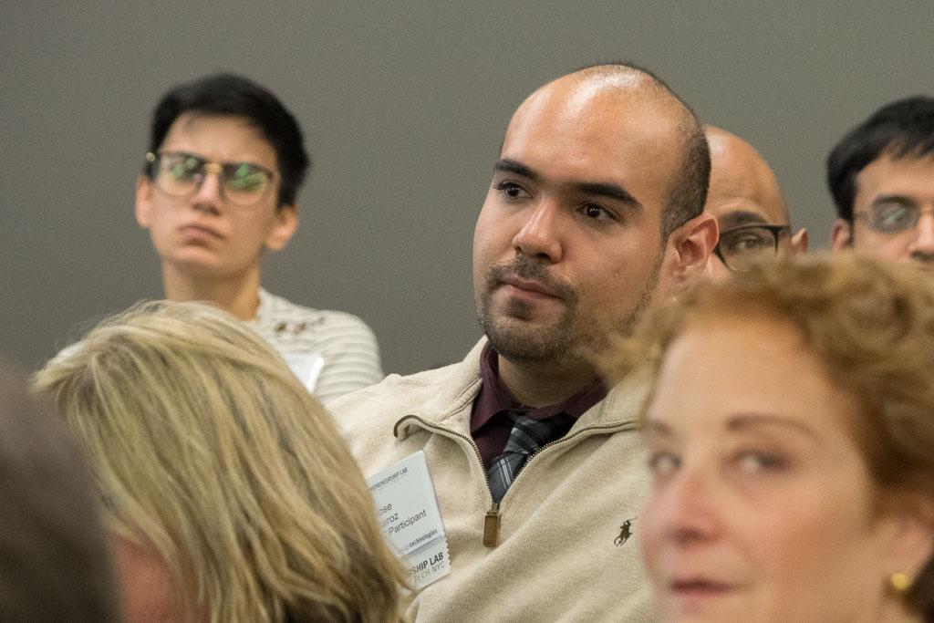 Jose Quiroz, ELabNYC Participant