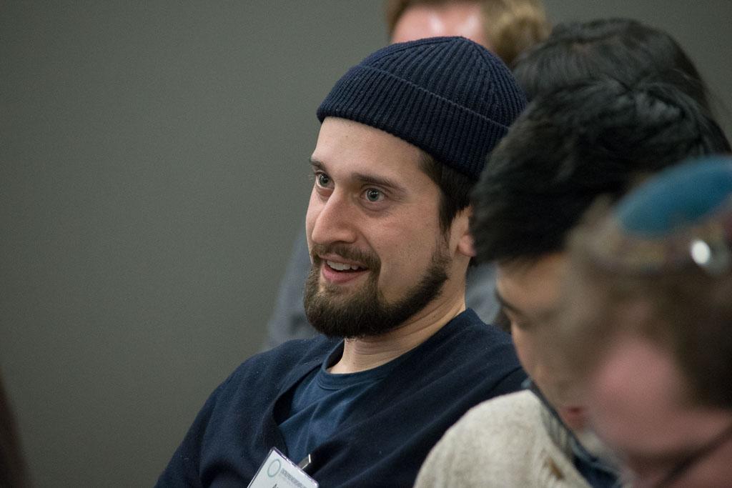 Aaron Nesser, AlgiKnit