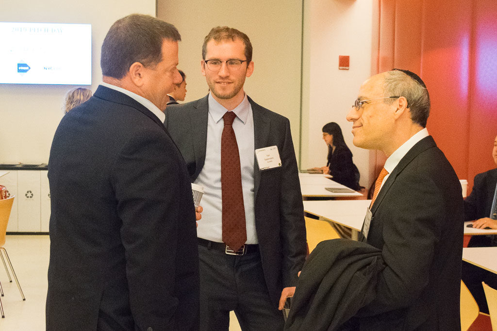 Tom Wenchell, RevMedica, Yair Saperstein, AvoMD, Samuel Kiel, Downstate Technology Center