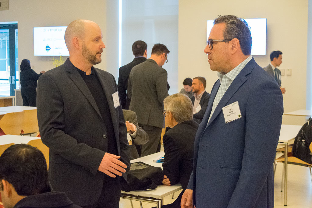 Lee Greene, ElabNYC and Frank Perry, Mispro Biotech