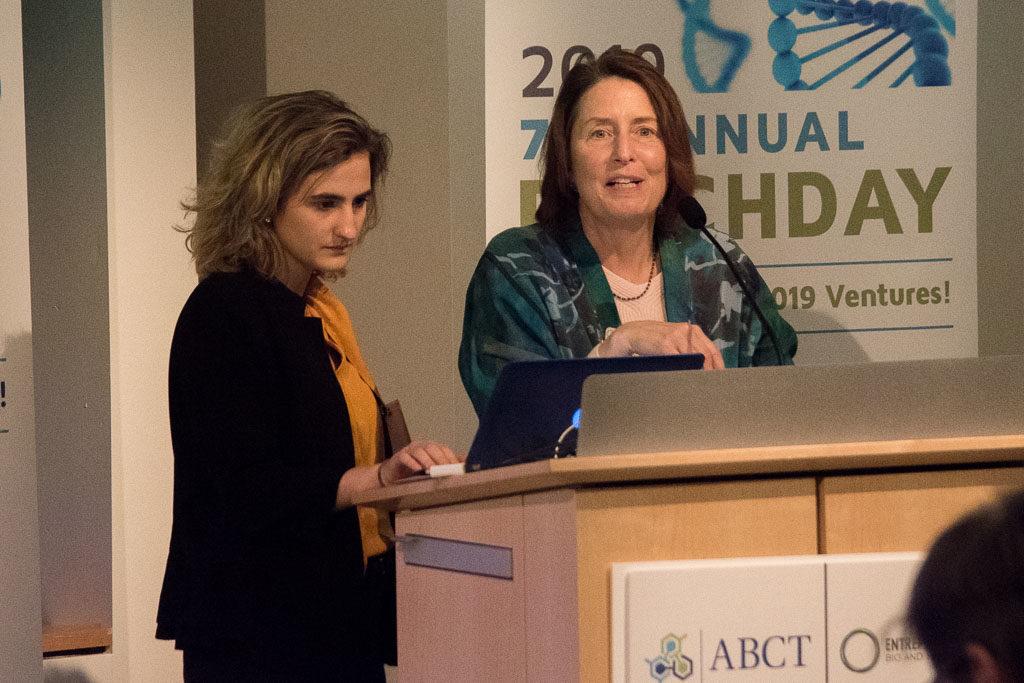 Mary Howard, Isabel Alvarez de Lugo,  ElabNYC | ABCT