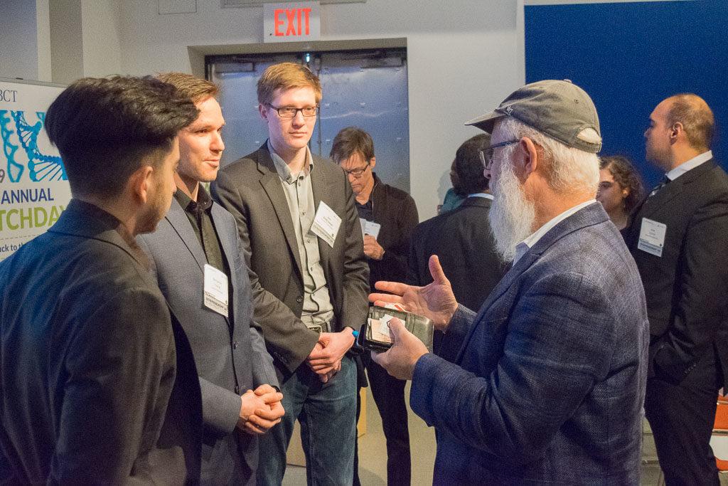 Ben Young and Jon Zaikowski, CapCell Biologics