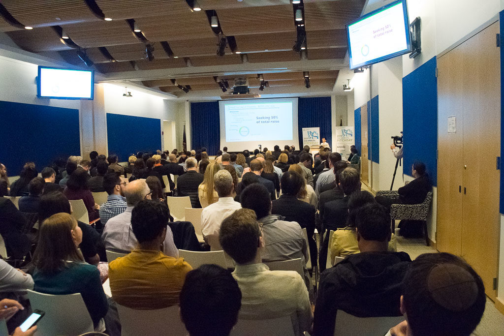 2019 Pitch Day at the NY Genome Center