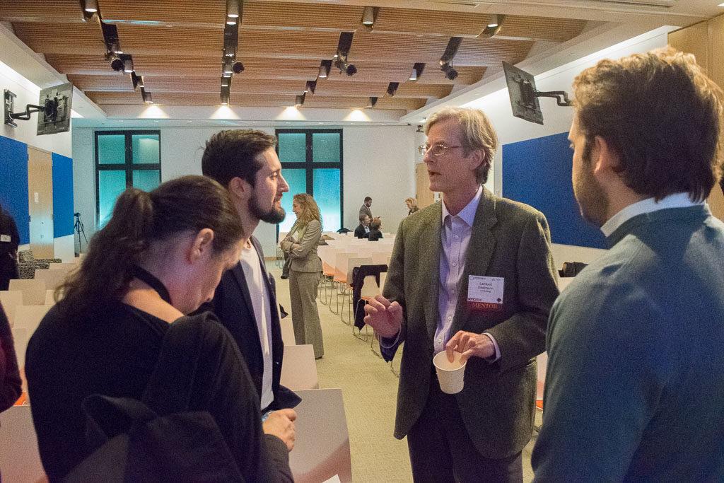 Aaron Nesser, Algiknit and Lambert Edelman, Consulting