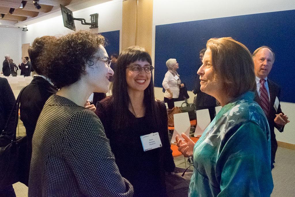 Anaïs Rameau, MyophonX and Mary Howard, ElabNYC