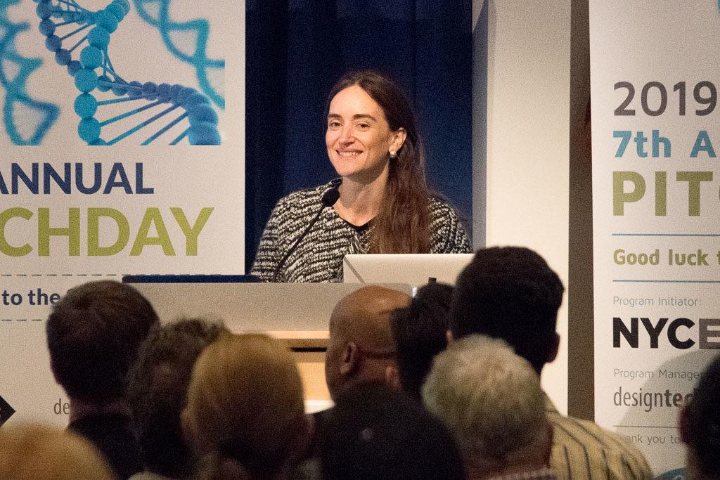 Ana Arino, NYCEDC